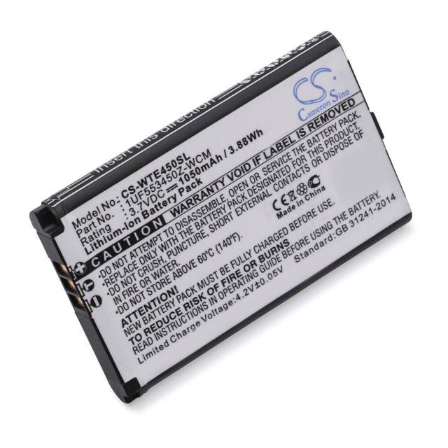 3,7V Powery Batterie pour Tablette Wacom Type 1UF553450Z-WCM Batterie pour Tablette PC Li-ION