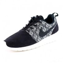 separation shoes 7e6c5 f11ef Nike - Chaussures Roshe One Winter Noir Homme