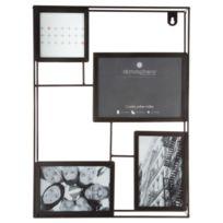 pele mele photo cadre en metal achat pele mele photo cadre en metal pas cher soldes. Black Bedroom Furniture Sets. Home Design Ideas