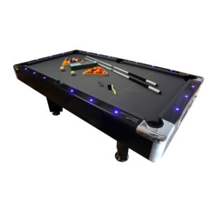 cortes games billard passadena avec clairage led pas. Black Bedroom Furniture Sets. Home Design Ideas