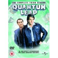 Playback - Quantum Leap - Series 3 IMPORT Dvd - Edition simple