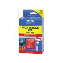 Api - Kit test pH élevé High Range pH Test Kit Global - Pour aquarium