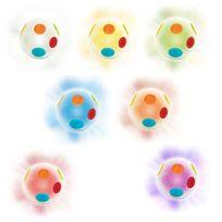 Sensory Electronic - Balle aurore boréale