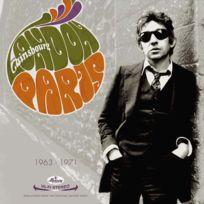 Mercury - Serge Gainsbourg - London Paris 1963-1971 Boitier cristal