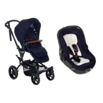 Jané - Poussette Duo Crosswalk R & Matrix Light 2 - Sailor