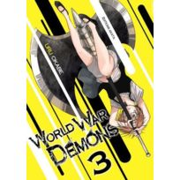 Akata - world war demons T.3