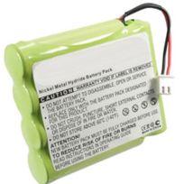 100000VOLTS - Batterie Terminal Paiement pour Axalto Ub70060