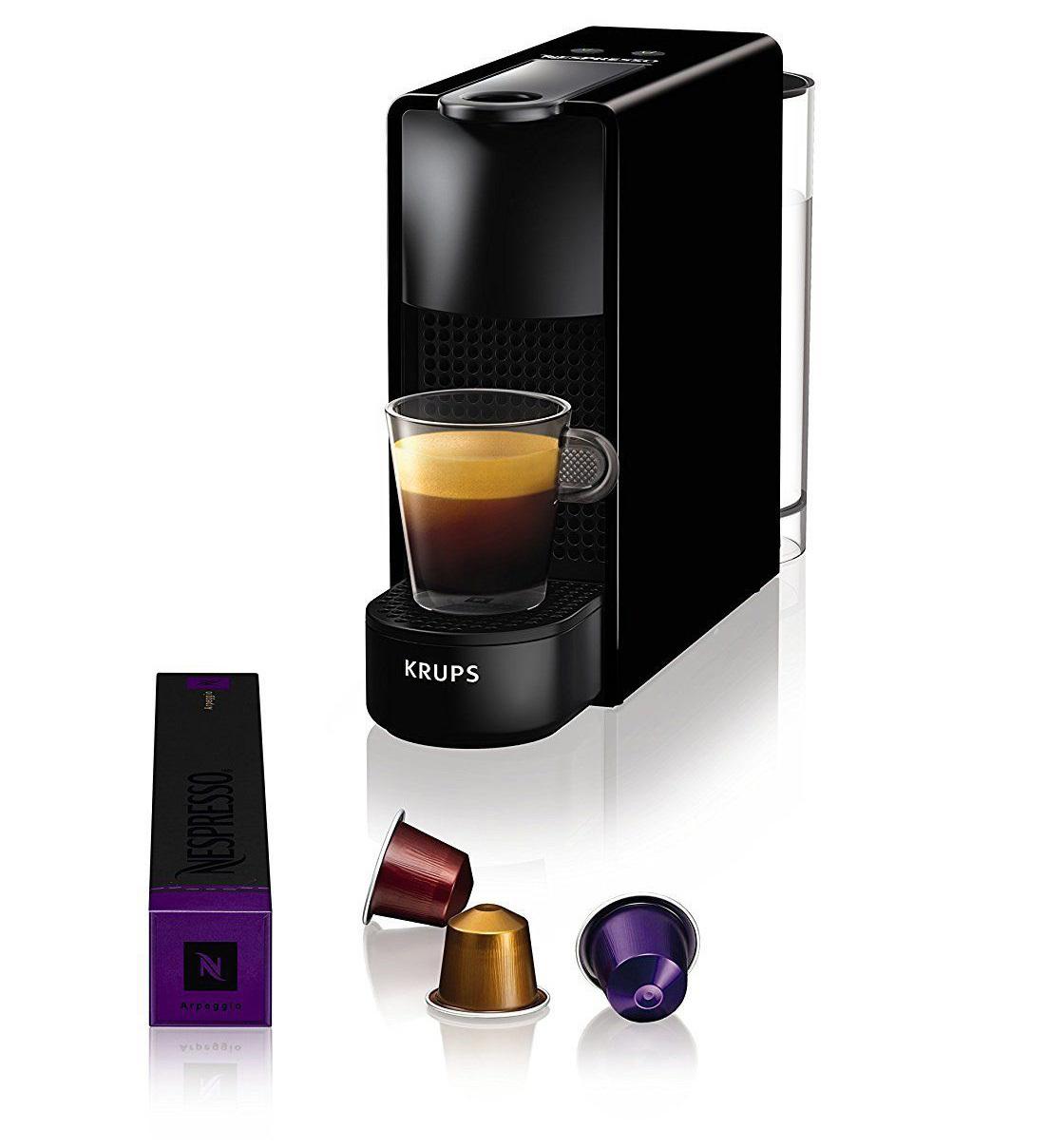 Machine à café Nespresso Essenza Mini XN1108 noir