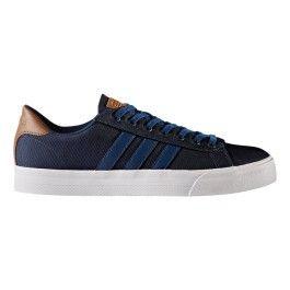Adidas Chaussures neo Cloudfoam Super Daily bleu blanc