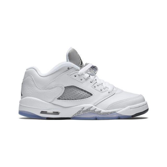 new styles 77364 1795f Nike - Air Jordan 5 Retro Low - pas cher Achat   Vente Baskets homme -  RueDuCommerce
