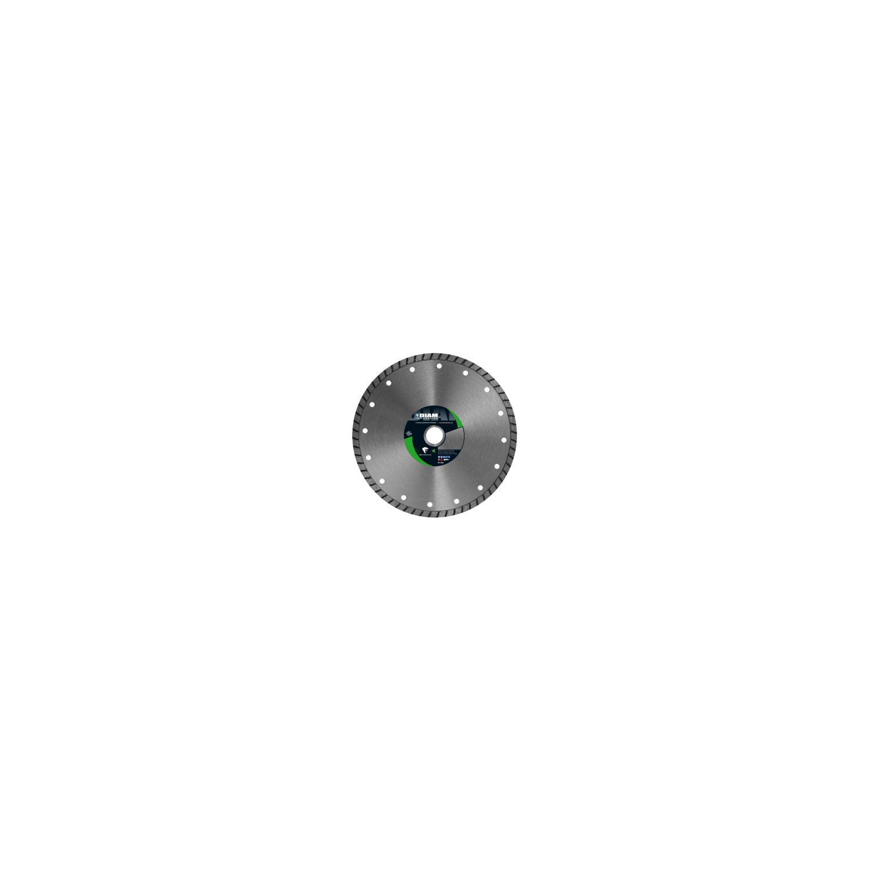 Diam Industries - Disque Diamant Ts70 Granit - Pierres Naturelles - Taille - 230 x 22.23