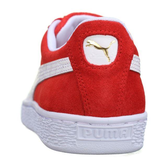 Puma Suede Classic Bboy Fabulo 365362 02 Rouge pas