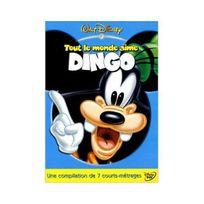 Buena Vista - Dvd Tout le monde aime Dingo