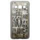 Lapinette - Coque Rigide Rock And Punk Pour Samsung Galaxy A3