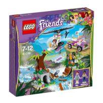 Lego - Friends 41036 Opération d'urgence sur le pont de la jungle
