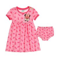 Minnie - Disney Babies Robe & bloomer
