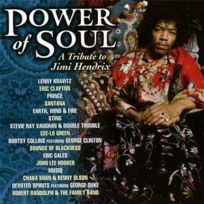 Legacy Recordings - Power Of Soul : A Tribute To Jimi Hendrix - Cd
