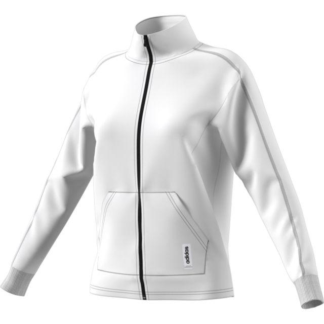 Adidas Veste Training femme Brilliant Basics Track pas