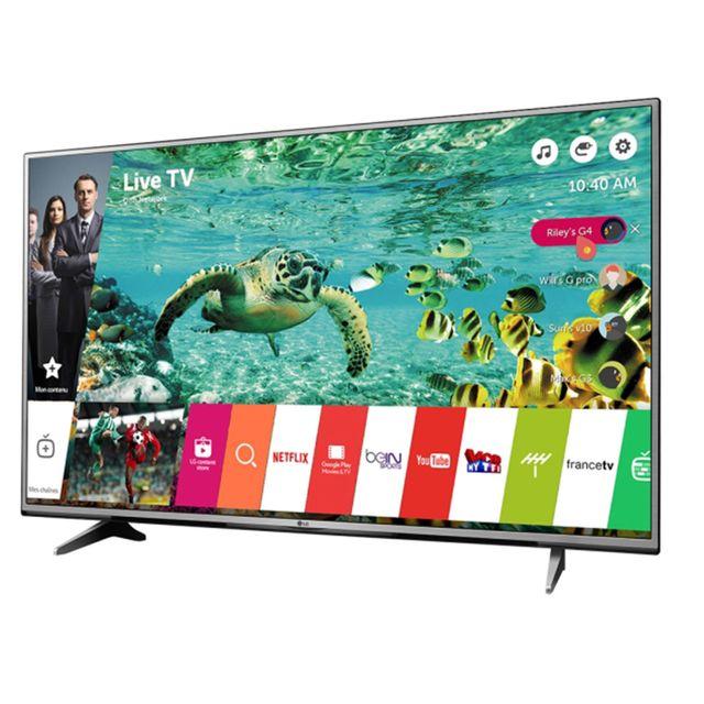 LG - TV LED 65'' 164 cm 65UH615V
