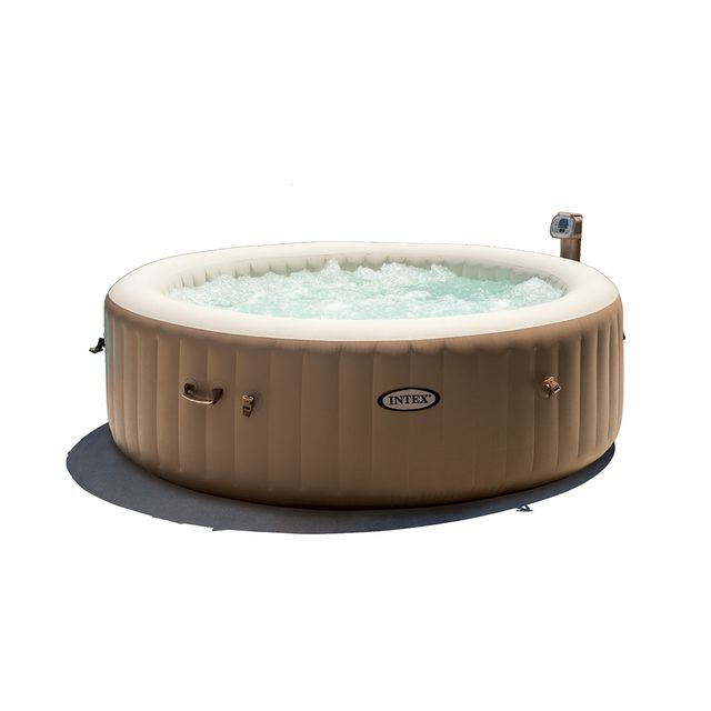 jacuzzi rond extrieur latest gallery of jacuzzi places. Black Bedroom Furniture Sets. Home Design Ideas