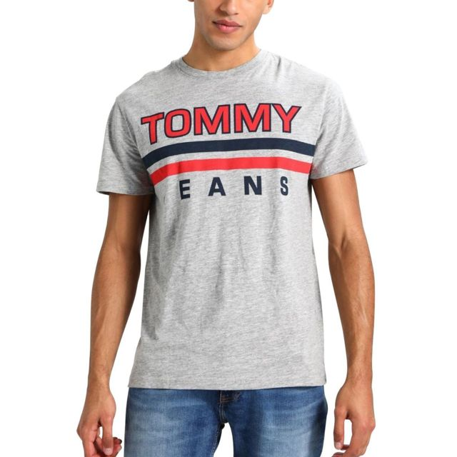 T shirt Tommy hilfiger homme Achat Vente T shirt Tommy