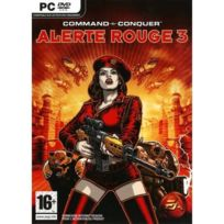 Electronic Arts - Command and Conquer Alerte Rouge 3 value game pour Pc