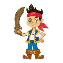 Amscan International - Grand ballon de la forme de jake le pirate