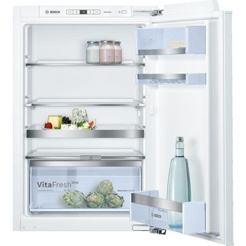 Bosch Réfrigérateur intégrable fixation de porte à pantographe KIR21AF30