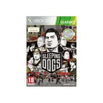 Square Enix - Sleeping Dogs classic pour Xbox 360