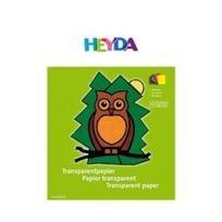 Heyda - Transparentpapier 2048021 Ve10 Bl