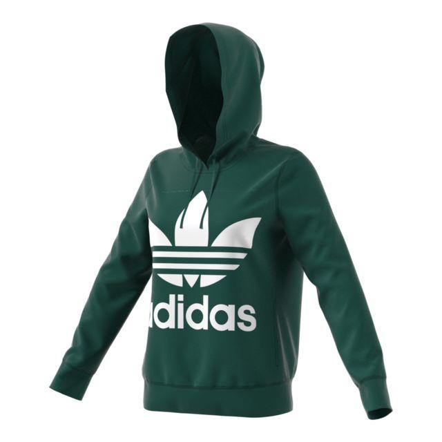 Adidas originals Sweat à capuche Trefoil Ce2412 pas