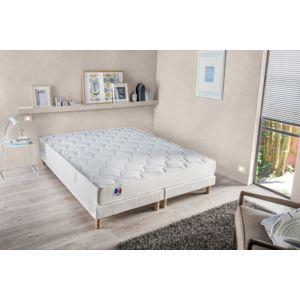 lovea matelas mousse hr latex 3 zones thom 3 tailles achat vente matelas latex pas chers. Black Bedroom Furniture Sets. Home Design Ideas