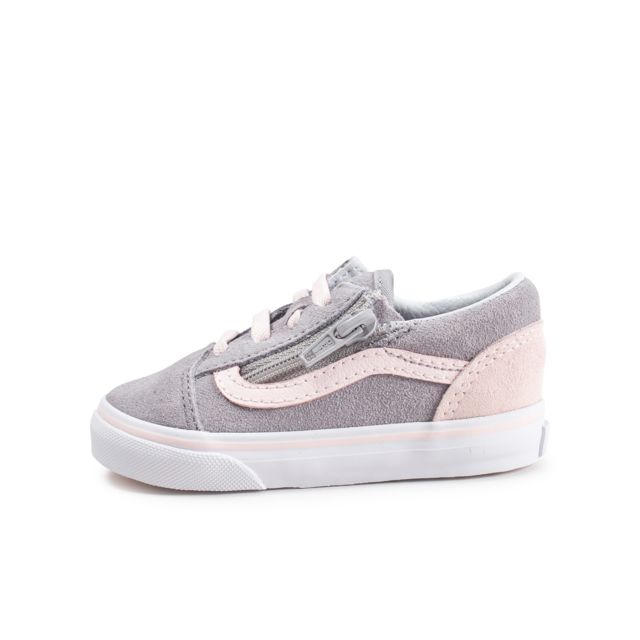 vans old skool beige enfant