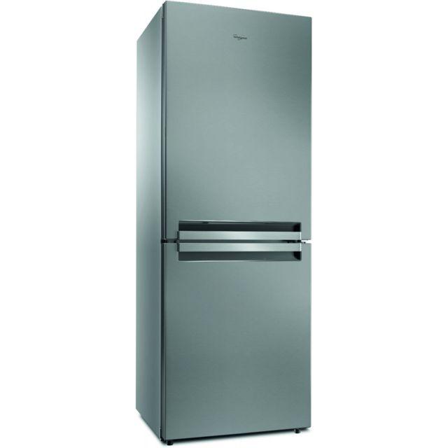 Whirlpool Réfrigérateur Combiné 444l Froid Ventilé 70cm A+, Btnf 5011 Ox 1