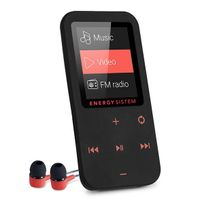 Energy Sistem - Reproductor Energy Mp4 Touch Bluetooth 8 Gb Coral
