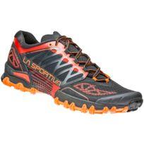 La Sportiva - Bushido Noire Et Rouge chaussure de trail