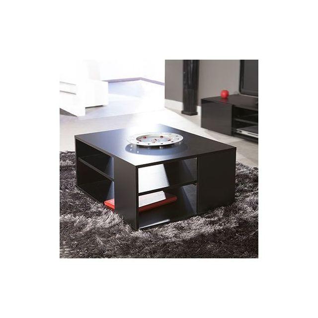 Mp Création Table basse - noir