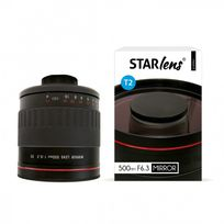 Starblitz - StarLens Objectif catadioptrique 500mm F6.3 avec bague Canon