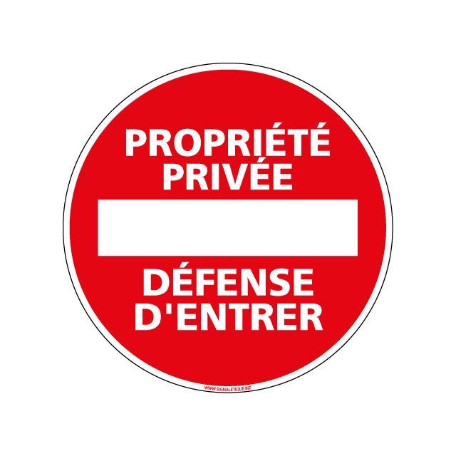 Chien Interdiction dUriner Diam/ètre 125 mm Plastique rigide disque PVC 1,5 mm Panneau Double Face au Dos