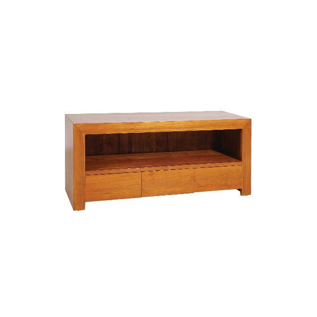 Meuble tv 3 tiroirs petit modèle