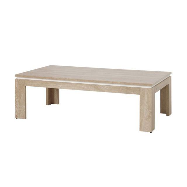 Tousmesmeubles Table basse - Broome