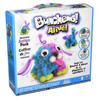 Spin Master - Coffret Bunchems Alive