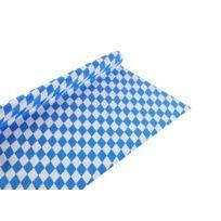 Tib-heyne - Tib 18119-NAPPE Papier DamassÉ Motif Losanges Bavarois