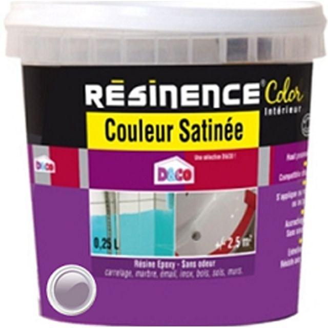 Résine Colorée Resinence Epoxy 250ml Violette   Pas Cher Achat / Vente  Peinture à Lu0027eau   RueDuCommerce