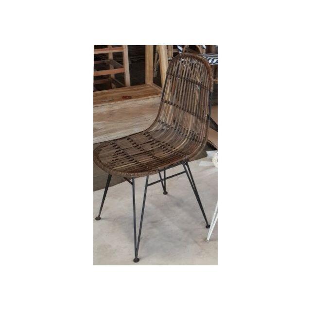 Mathi Design Chaise design Kubu pas cher Achat Vente