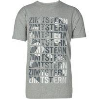 Zimtstern - Tsm Rerunz - T-shirt - gris
