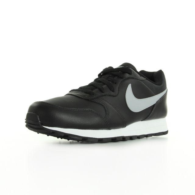 07d0c94e2687 Nike - Md Runner 2 Leather - pas cher Achat   Vente Baskets homme -  RueDuCommerce