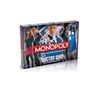 Doctor Who - Monopoly Board Game English