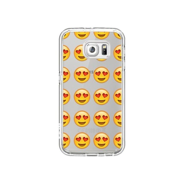 samsung galaxy s6 coque smiley