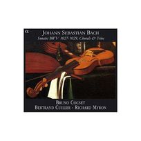 Alpha - Sonates Bwv 1027 à 1029 - Chorales Bwv 645 649 659 et 711 - Trios
